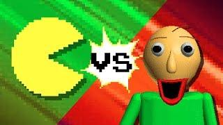 - PACMAN vs BALDI