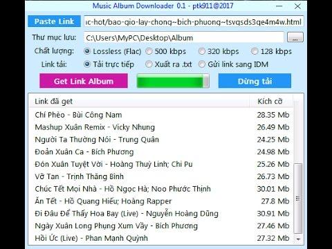 Music Downloader - Tải nhạc, video từ tv,mp3.zing/nhaccuatui/chiasenhac/youtube.com