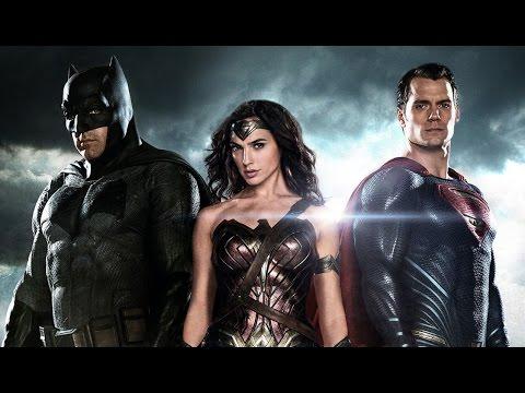 הולכים לקולנוע - באטמן נגד סופרמן: שחר הצדק