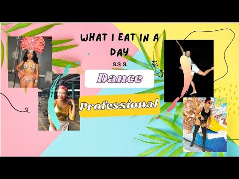 What I Eat in a Day//DANCER + TEACHER Edition//0N the g0