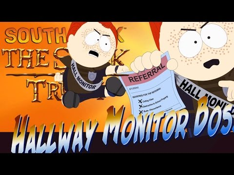 THE GINGER POLICE - South Park The Stick Of Truth #4 w/leeroy