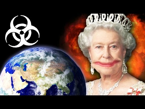 THE BRITISH TAKE OVER THE WORLD? (Plague Inc: Evolved)
