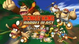 James & Friends Look-At: Donkey Kong Barrel Blast (Wii)