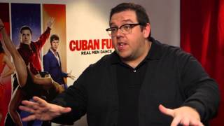 Nick Frost talks Star Wars, Sexy Dance Moves & Cuban Fury