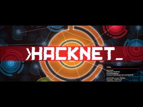 Hacknet OST: Remi Gallego (The Algorithm) - Malware Injection
