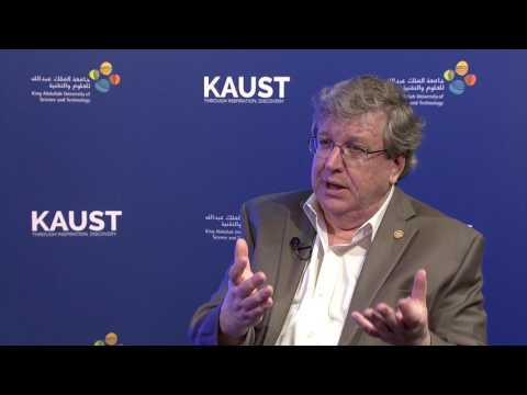 Inventor of the CMOS sensor Eric Fossum speaks with KAUST Live