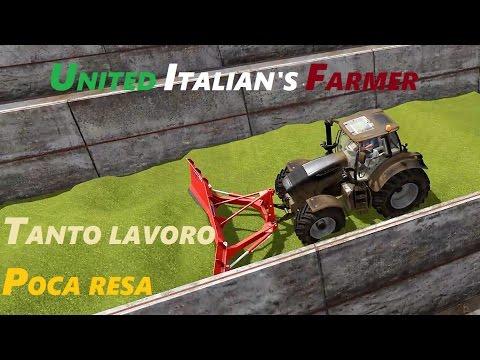 United Italia Farmer ep 3 Tanto lavoro e poca resa