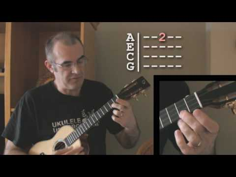 Uke Minutes 30 - How to Read Ukulele Tabs - YouTube
