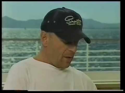 Barry Norman bids goodbye to Film 98
