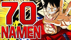 ALLE 70 neue NAMEN & CHARAKTERE auf WANO-KUNI erklärt! 🔥 [One Piece]