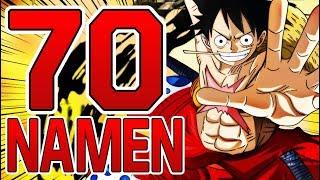 ALLE 70 neue NAMEN & CHARAKTERE auf WANO-KUNI erklart! [One Piece]
