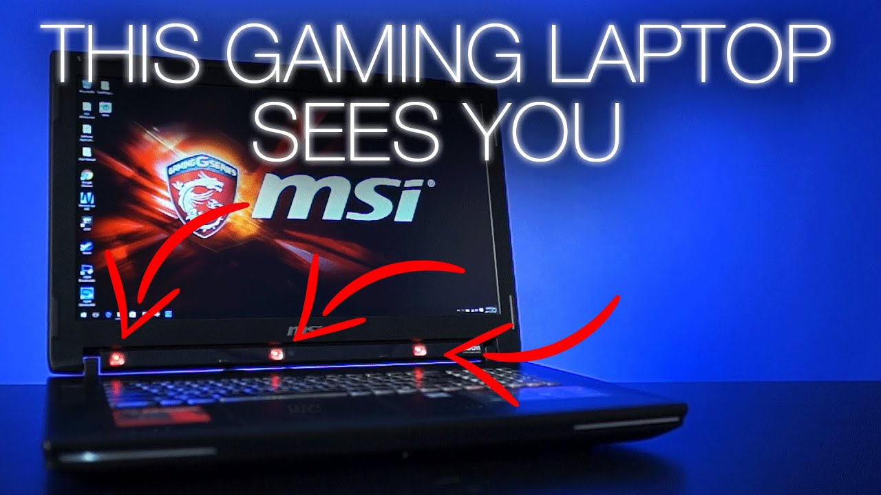 MSI GT72 6QE Dominator Pro G Tobii Driver for Windows