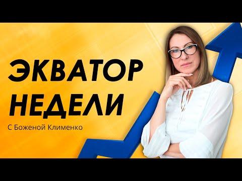 Экватор недели 13 марта. ПРО финансовые рынки.