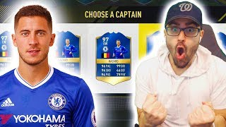 INSANE CHELSEA ONLY DRAFT!! - FIFA 17 Ultimate Team Fut Draft!!
