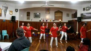 "Sumayaw Sumunod Dance, ""The Amazing Mums"""