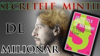 SECRETUL - SECRETELE MINTII DE MILIONAR - HARV EKER SUCCESUL CARTEA IN ROMANA ANIMATIE