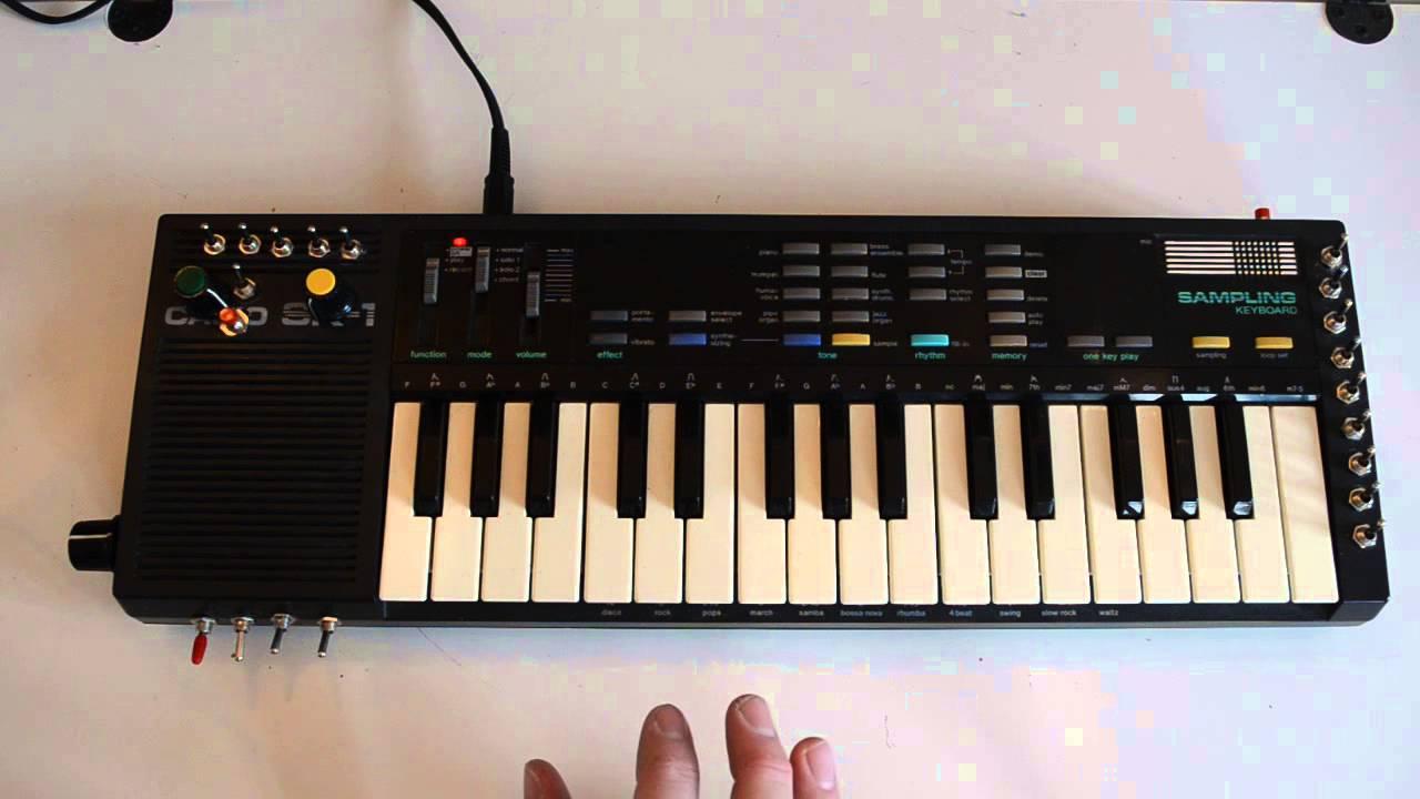 Group Circuit Bent Keyboard Application Wiring Diagram Bending Keyboards Casio Sk 1 Example 6 7 Pipe Organ Axis Rh Youtube Com Elephant Drum Machine