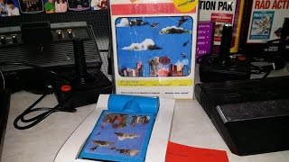 FAKE Air Raid Rare Atari 2600 Crazy Auction - #CUPodcast