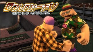 XBOX Games | Drunk-Fu- Wasted Masters release trailer 🎮