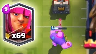 ULTIMATE Clash Royale Funny Moments,Montage,Fails and Wins Compilations|CLASH ROYALE FUNNY VIDEOS#62