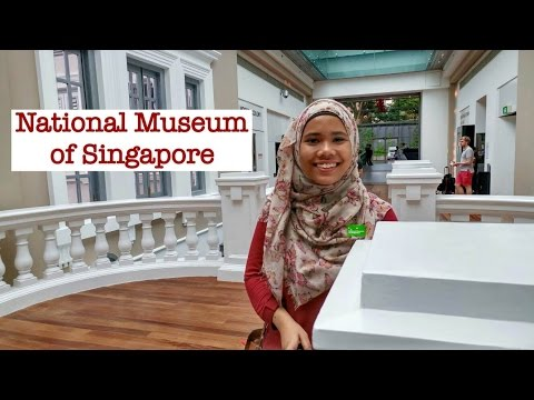 Vlog | National Museum of Singapore