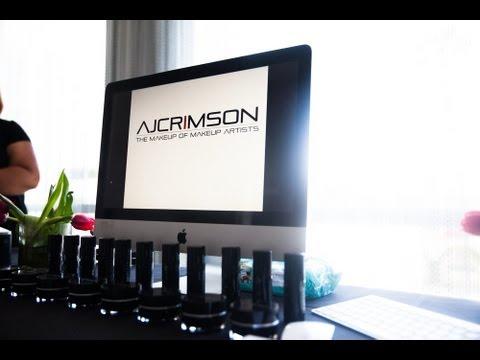 AJCRIMSON- BEAUTY IS .... (behind the scenes)