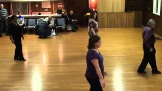 Santa Maria Line Dance