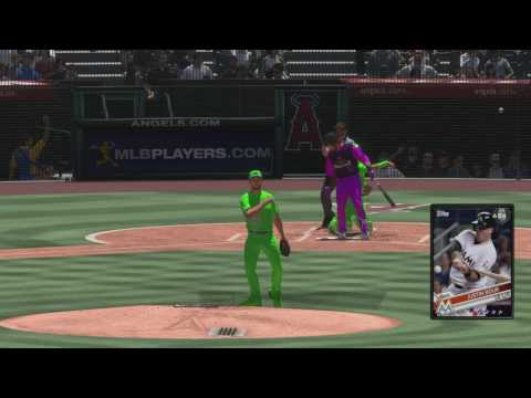 MLB 17 - Dale Murphy Extra Innings Walk Off