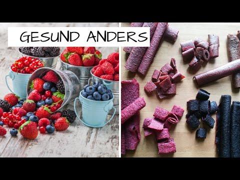 Fruchtnaschi aus Früchten zaubern! Früchte gesund konservieren!