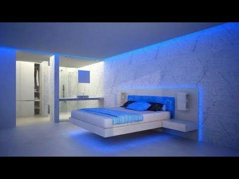 Simple Bedroom Interior ideas || Bedroom cupboard and bed Interior ideas