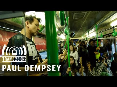 Melbourne Music Week | Paul Dempsey - Idiot Oracle | Tram Sessions
