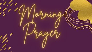 Morning Prayer before y๐u start your day: Praying the Names of God