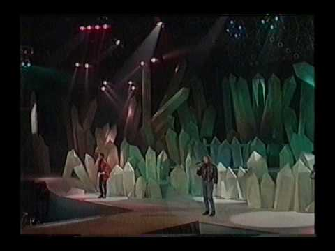 Umberto Tozzi and Raf - Gloria - Diamond Awards 1987