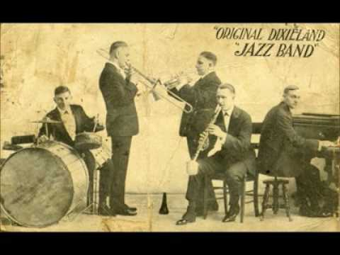 04 First Jazz Recordings 1917