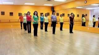 Sunshine Love - Line Dance (Dance & Teach in English & 中文)