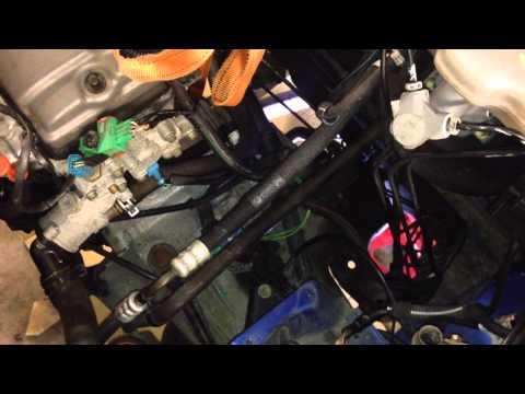 Peugeot 106 Clutch Change