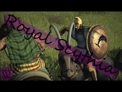 Total War Rome II Royal Scythia XXX: Scythian Wrath - YouTube