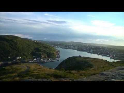 TOURISM - OLDEST CITY IN NORTH AMERICA - NEWFOUNDLAND - YOUTUBE TRAVEL - HD