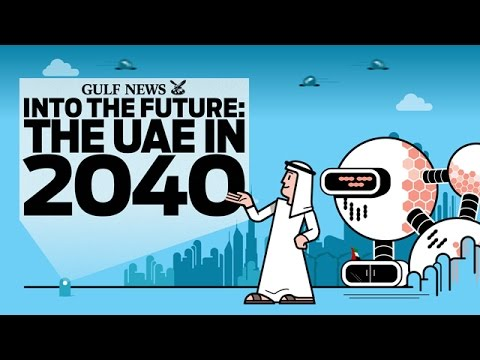 The UAE in 2040
