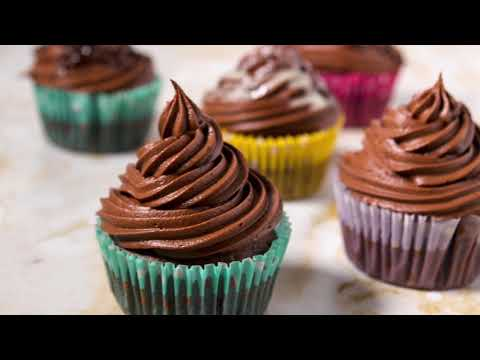 Chocolate Buttercream Frosting Recipe   Best Chocolate Frosting EVER!