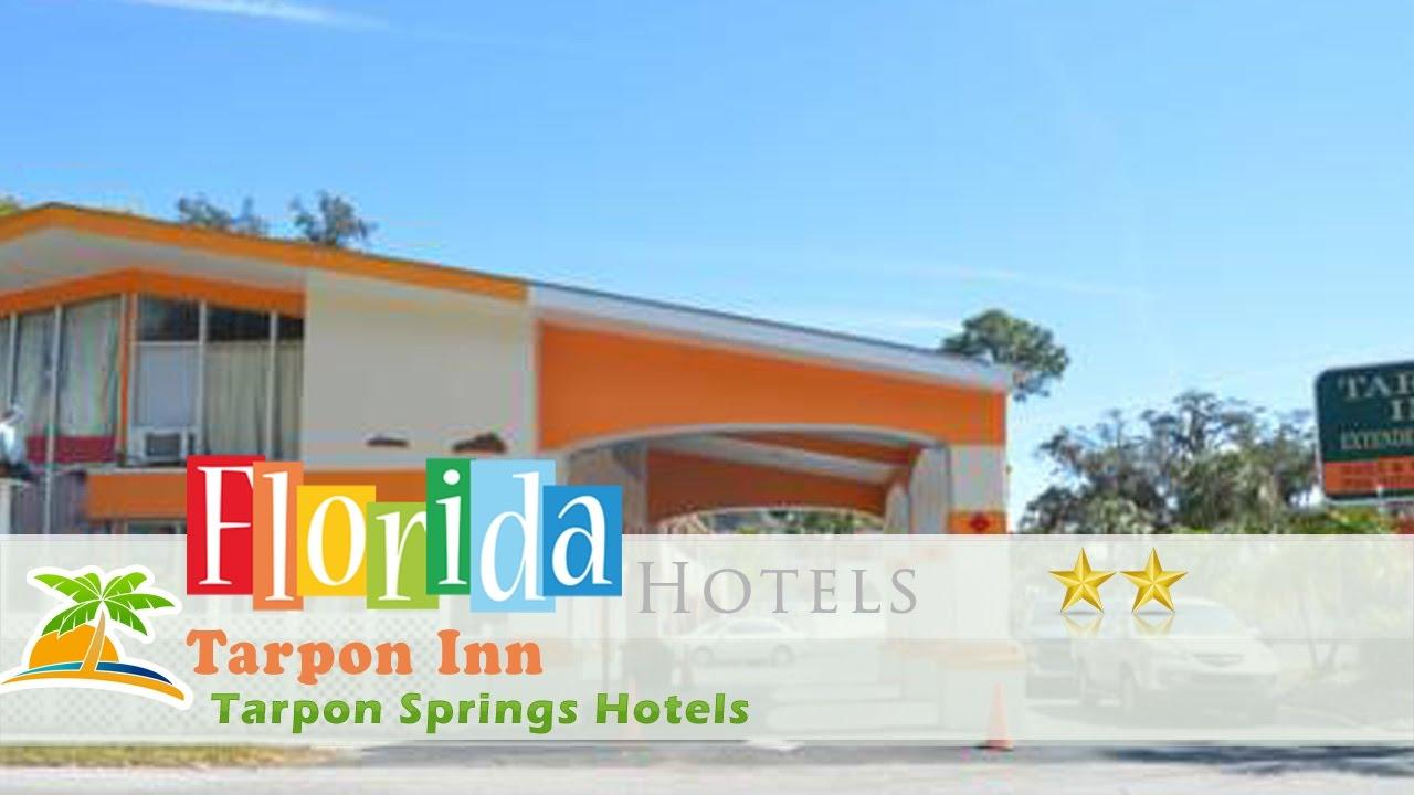 Tarpon Inn Springs Hotels Florida