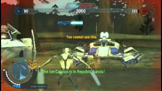 Star Wars Battlefront: Elite Squadron Gameplay (PSP)