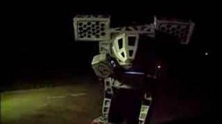 nudge s mechwarrior robot halloween costume