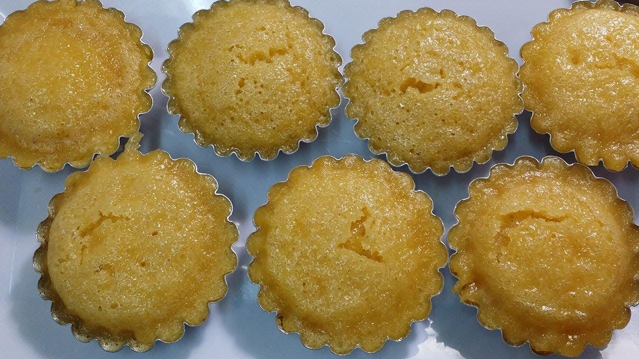 Cách làm bánh bò đường thốt nốt nhanh mà lại ngon