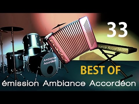 BEST OF TV AMBIANCE ACCORDEON N°33