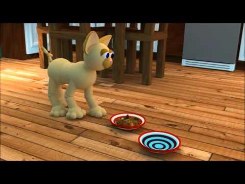 3D CGI Cat Full Film