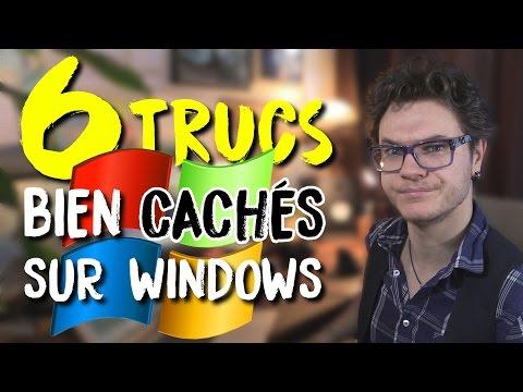CHRIS : 6 Trucs Bien Cachés sur Windows