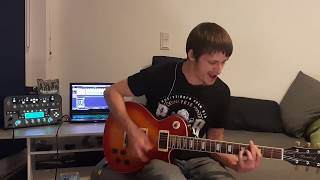 Unantastbar - Kämpft mit uns (Electric E-Guitar Cover) HD