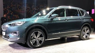 2019 SEAT TARRACO – WORLD PREMIERE OF THE NEW SEAT SUV