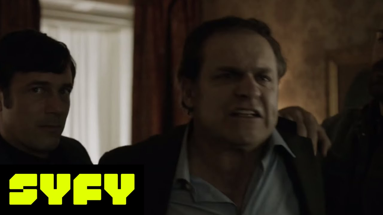 Download (SPOILERS) Bitten Clips S3E9 'Alone and Unloved' | SYFY